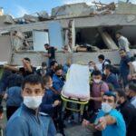 Terremoto en Turquía y Grecia deja personas muertas, destrozos y un mini-tsunami.