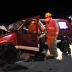 Fatal accidente dejan como resultado a una mujer muerta y un hombre gravemente herido. Guadalupe, Zac.
