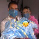 El pueblo de Tlaltenango le pone nombre al bebé abandonado