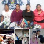 Alerta, mujeres se dedican a robar en diferentes tiendas y comercios.