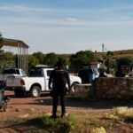Mueren 14 sicarios y tres policías estatales heridos tras enfrentamiento en Calera, Zacatecas.