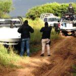 Agarran a presuntos secuestrador de odontólogos encontrados en la comunidad Palmillas, Ojocaliente, Zacatecas.