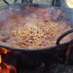 Sopa maruchan sabor caldo loco de Sain Alto Zacatecas