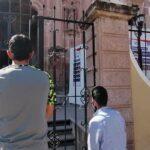 Se fortalece la fe en el santo patrono San Judas Tadeo, aún en esta Pandemia. Villanueva,Zac.