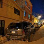 Abandonan camioneta en Lomas de la pimienta en Zacatecas con armas y drogas