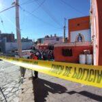 Vendedor de tostadas es atacado por arma de fuego en avenida México: Zacatecas, capital.