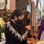 Así fue despedida la inolvidable Flor Silvestre en compañía de su familia y seres queridos.