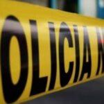 Disparan y asesinan a hombre en la capital zacatecana.
