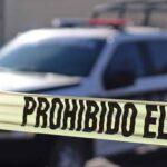 Producto de la delincuencia organizada deja cuerpo con narcomanta: Guadalupe, Zacatecas.