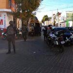 Atropellan a policía en Guadalupe Zacatecas.