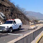Increíble explosión de pipa de gas en autopista Tepic-Guadalajara (video).
