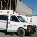 Sobrevive a fuerte descarga eléctrica: Fresnillo, Zacatecas.