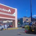 Sorprenden a mujer robando en Aurrerá de la 5 señores: Zacatecas, capital.