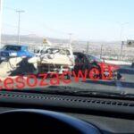 🔴Accidente en Tránsito Pesado deja a tres personas heridas: Guadalupe, Zacatecas.🔴