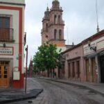 Hombre es ejecutado en pleno centro: Jerez, Zacatecas.