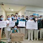 Apoyan médicos a doctora acusada de homicidio en Zacatecas.