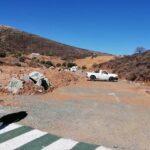 ☑️Matan a un hombre y lo dejan tirado en un camino que va a una mina en Zacatecas.