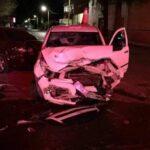 Se registra fuerte accidente en Jerez.