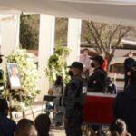 Dan el último adiós a policía Metropolitano ejecutado en Guadalupe Zacatecas
