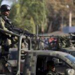 25 elementos del Ejército Mexicano están desaparecidos en Michoacán y en Zacatecas 2 elementos de la Guardia Nacional.