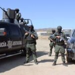 Enfrentamiento entre policías estatales y delincuentes: Pánfilo, Natera.