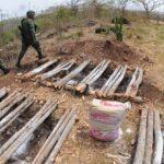 ⚠️El estado rompe récord, es una de las entidades con más cuerpos y fosas clandestinas: Zacatecas, capital.⚠️