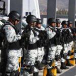 Sicarios atacan a la Guardia Nacional en Valparaíso Zacatecas.