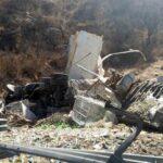 Se registra fuerte accidente en Ciudad Cuahutemoc.