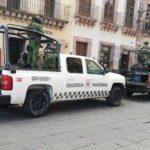 🛑Guardia Nacional brilla por su ausencia durante actos de violencia en Zacatecas.🛑