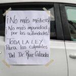 Exigen Justicia para el médico del ISSSTE asesinado en Zacatecas.