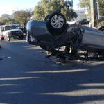 ⛔Se registra aparatoso accidente en Guadalupe Zacatecas
