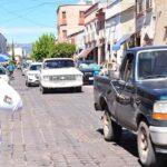 Se van todos los tránsitos de Jerez temen por su vida.