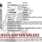 ⚠️Taxista y operador de camión de giras de Banda Jerez se encuentra desaparecido: Jerez, Zacatecas.⚠️
