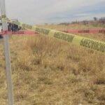 🛑Hallazgo de dos personas sin vida al lado de carretera a la comunidad de Benito Juárez, Zacatecas.🛑