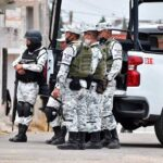 👉Este miércoles civiles armados y GN se agarran a balazos en Pánfilo Natera.