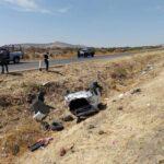 ⚠️Muere un hombre por trágico accidente vehicular: Trancoso, Zacatecas.⚠️