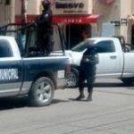 ⚫ Matan a 2 en un taller mecánico en Río Grande Zacatecas.