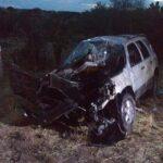 5 mujeres de Sain Alto Zacatecas pierden la vida en fatal accidente, una más está Grave.