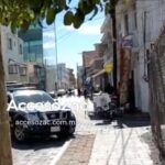 Hombre es atacado a balazos en la calle De  La Luz