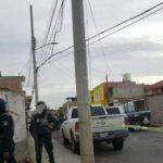Con varios disparos, matan a un hombre en Fresnillo