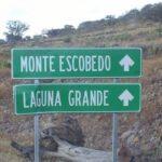 Fue localizado un hombre sin vida en Monte Escobedo