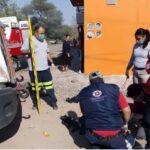 🔺Camión atropella a ciclista en Tlaltenango