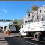 Llegan más elementos del ejército a Zacatecas