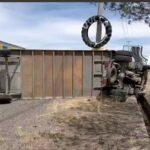 🔴 Un camión de la empresa Coopel sufre volcadura