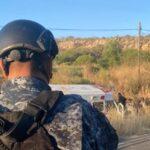 Sicarios emboscan a Policías de Tepetongo Zacatecas.