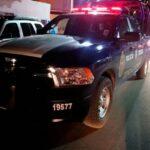 Tres hombres fueron atacados por arma de fuego, uno murió