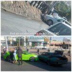 ‼️Percance vehicular en boulevard Metropolitano
