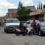 Ataque armado deja a una persona herida en Lomas de Plateros.