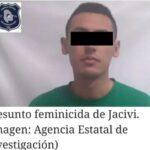Presunto asesino de Jacivi, la mató por celos