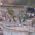 Explosión por pirotecnia en un templo, deja dos mujeres sin vida